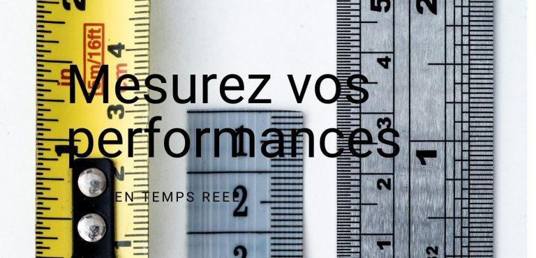 mesurez vos performances
